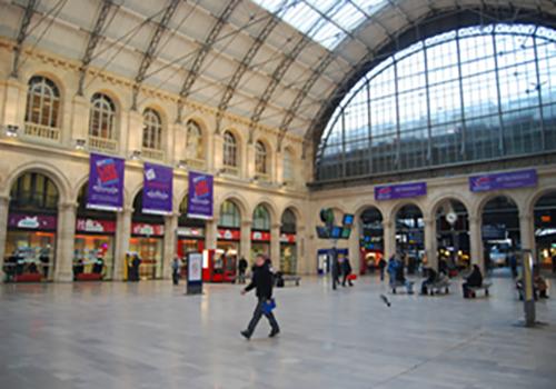 Gare De Est Paris