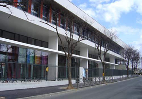 Lycée Hénaff Bagnolet