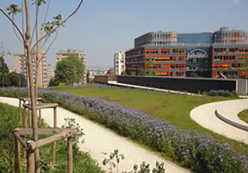 Parc Serge Gainsbourg
