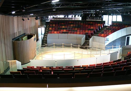 Salle Des Ventes à Deauville