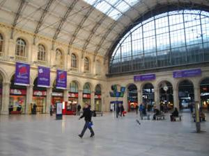 Gare-de-Est-Paris