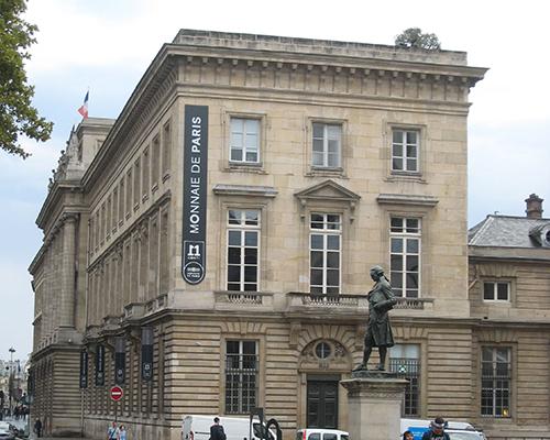 Hôtel de la monnaie Paris